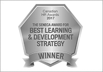 HR Awards The Seneca Award for Best Learning and Development Strategy